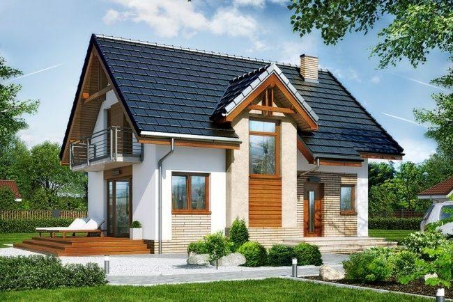Проект дома-190