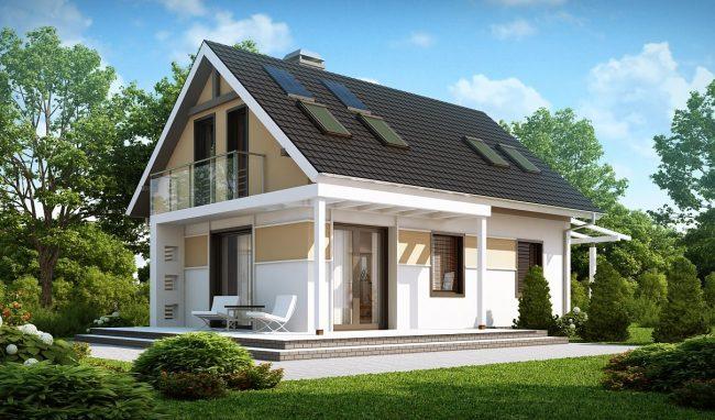 Проект дома-360