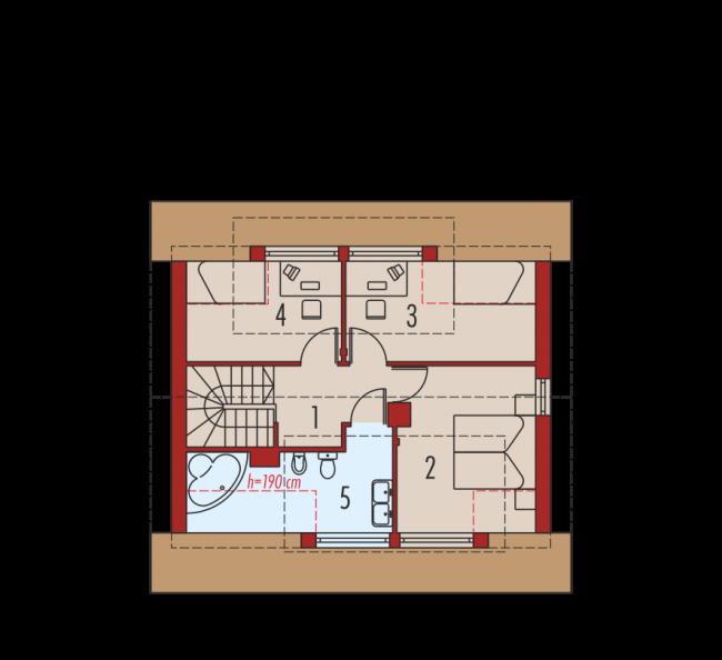 Проект дома-142