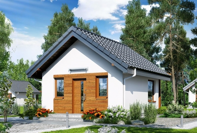 Проект дома-128