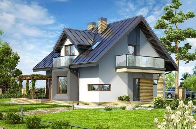Проект дома-227