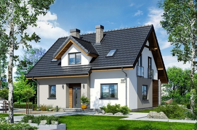 Проект дома-231