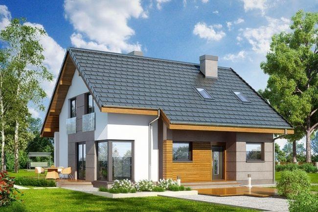Проект дома-232