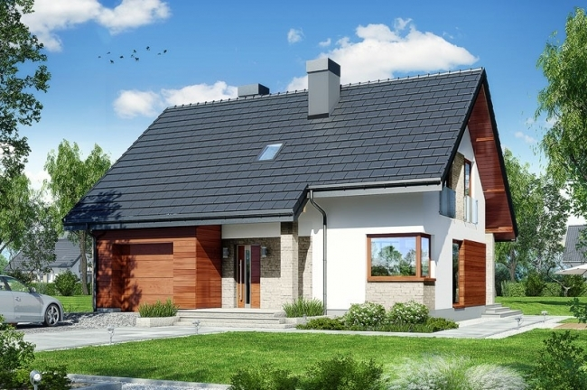 Проект дома-239