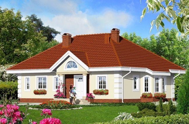 Проект дома-272