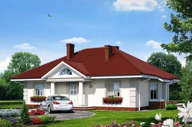 Проект дома-278