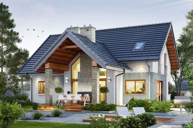 Проект дома-317