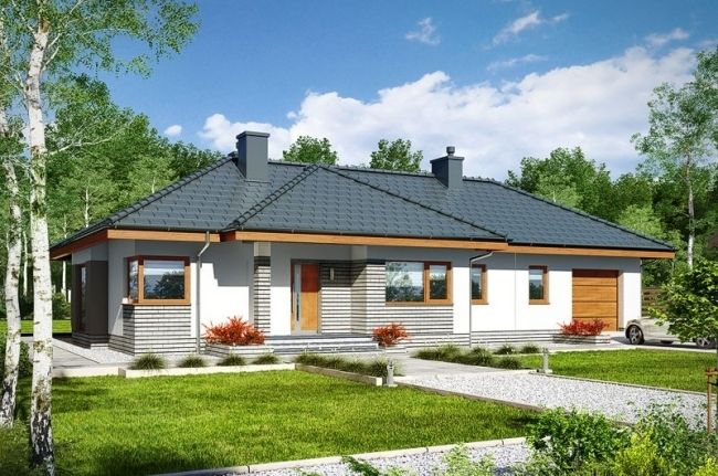 Проект дома-327
