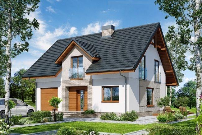 Проект дома-309