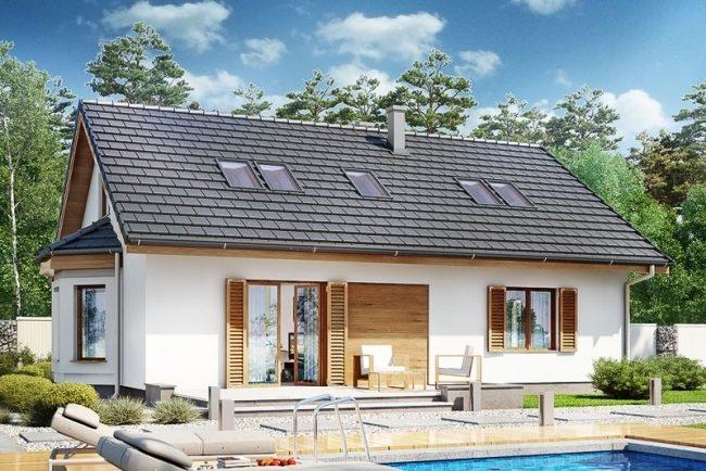 Проект дома-209