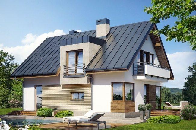 Проект дома-211