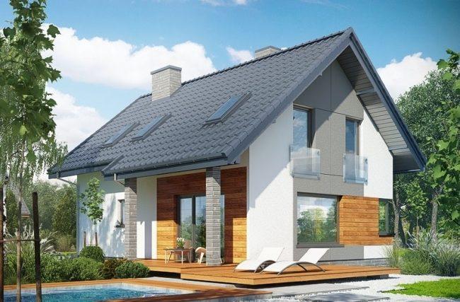 Проект дома-212