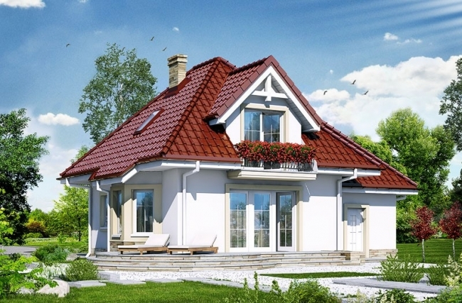 Проект дома-237