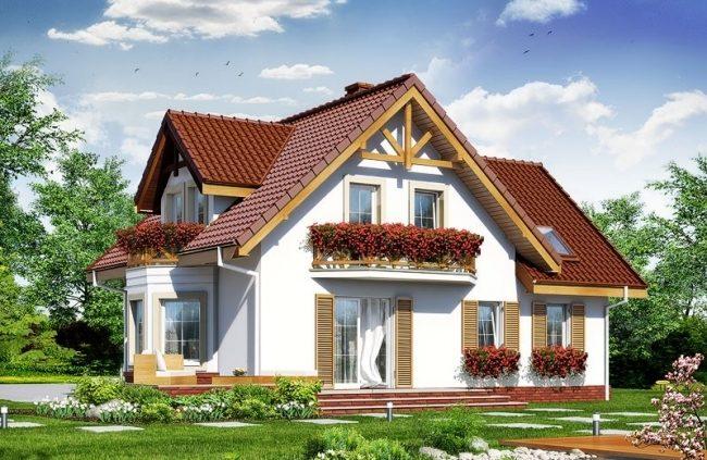 Проект дома-240