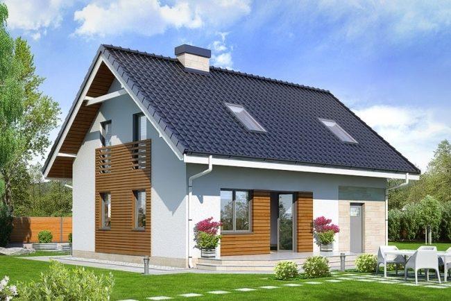 Проект дома-197