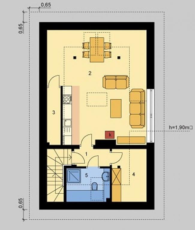 Проект гаража-188