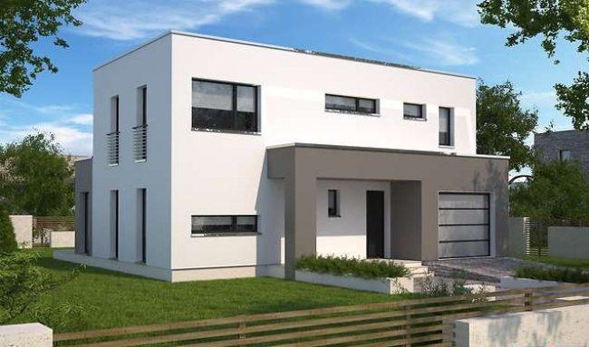 Проект дома-411