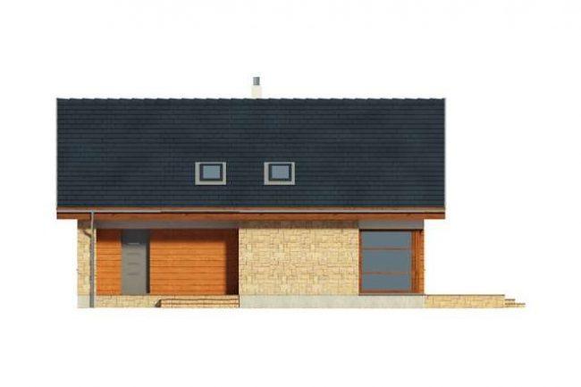 Проект дома-414