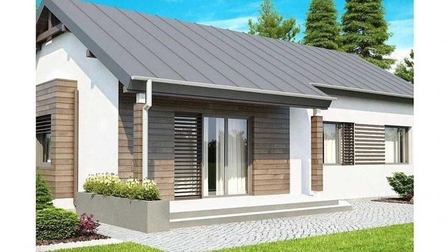 Проект дома-87