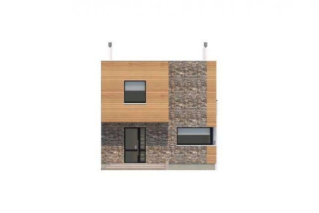 Проект дома-356