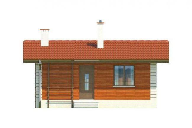 Проект дома-344