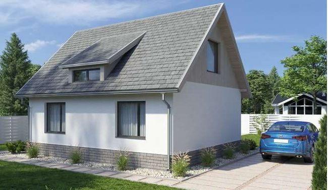Проект дома-345