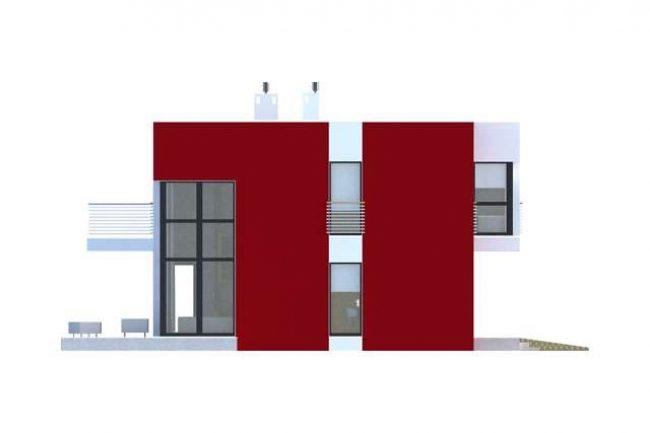 Проект дома-390