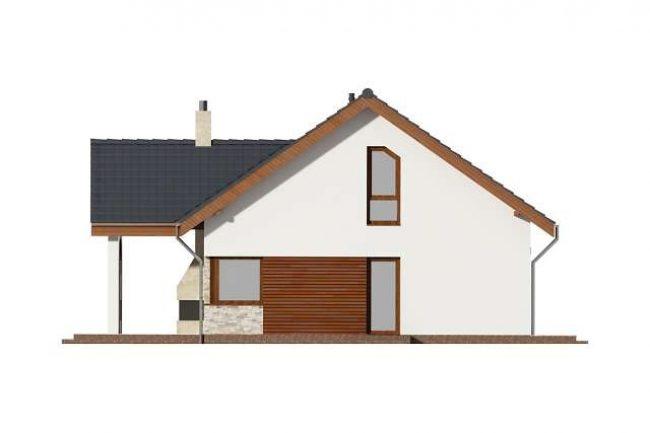 Проект дома-400
