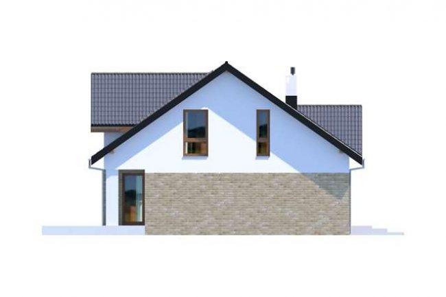 Проект дома-417