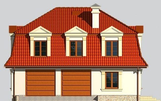 Проект гаража-222
