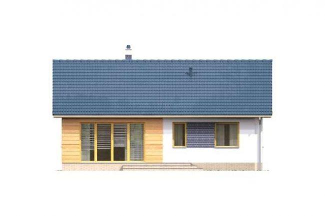 Проект дома-393