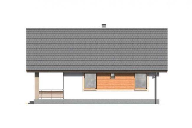 Проект дома-339