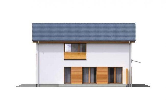 Проект дома-413