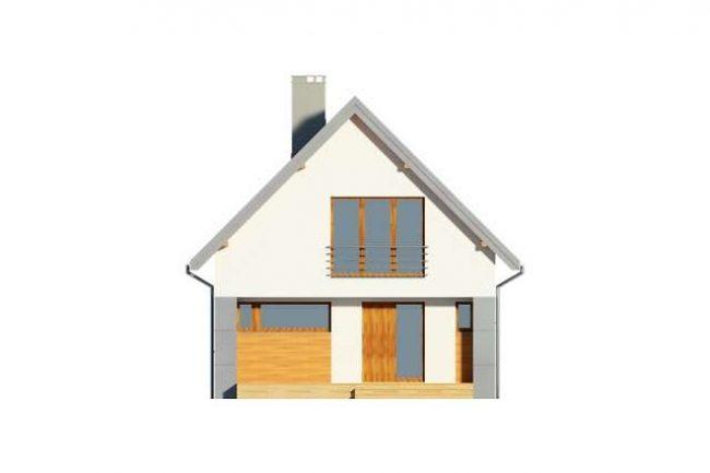 Проект дома-371