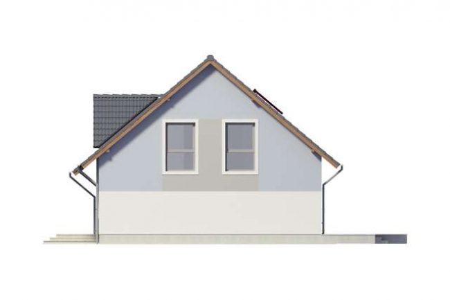 Проект дома-406