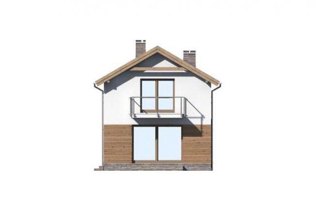 Проект дома-340