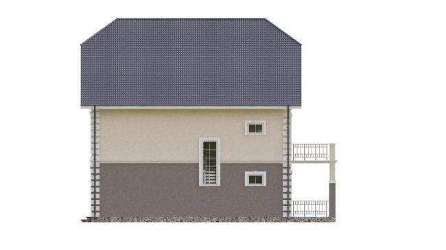 Проект дома-425