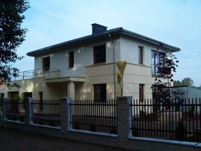 Проект дома-23