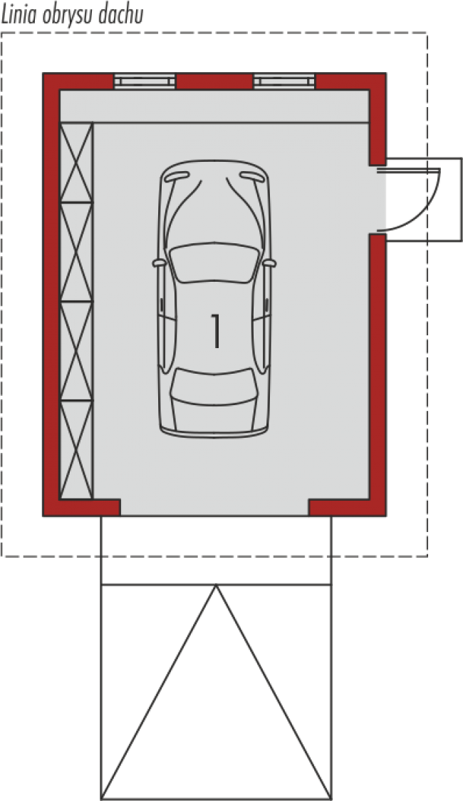 Проект гаража-59