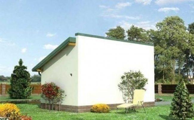 Проект гаража-36