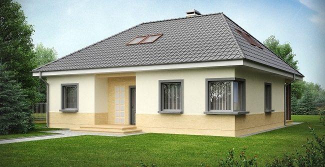 Проект дома-320