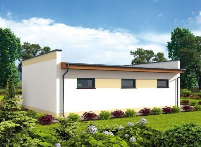 Проект гаража-218