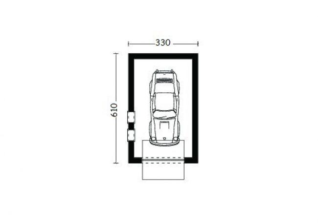 Проект гаража-10