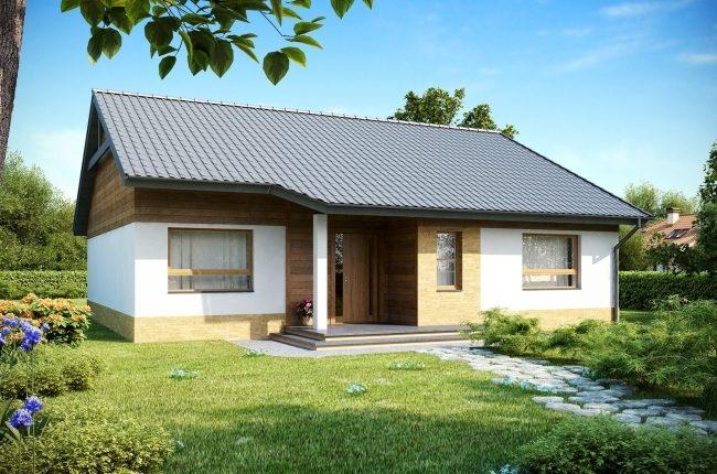Проект дома-298