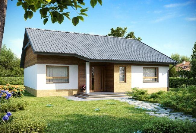 Проект дома-323
