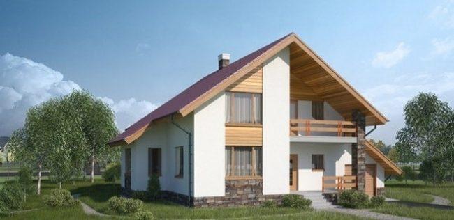 Проект дома-114