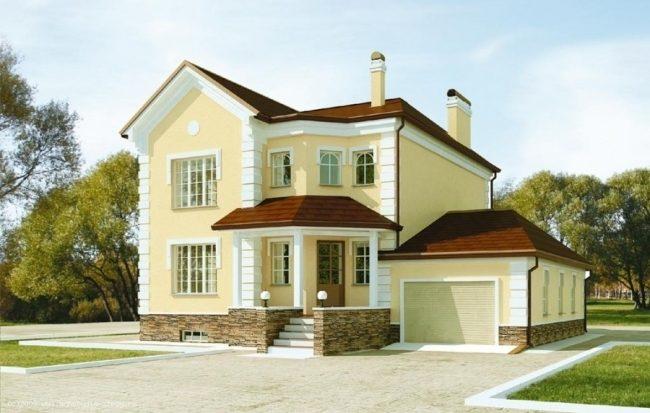 Проект дома-106