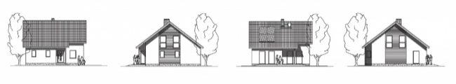 Проект дома-76