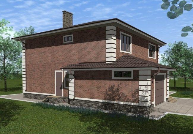 Проект дома-121