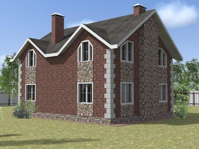 Проект дома-36